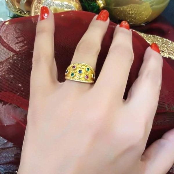 Δαχτυλίδι βυζαντινό