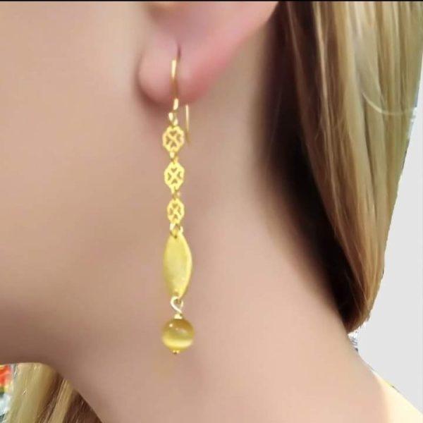 Γυναικεια σκουλαρικια