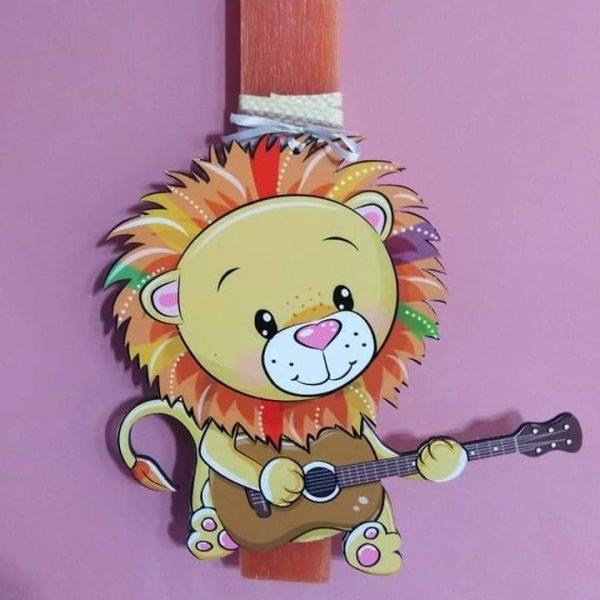 Αρωματικη λαμπαδα λιονταρι